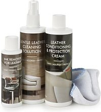 Lakeland Complete Leather Care Kit Includes