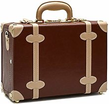 LALABIT Decoration Suitcase 15 Inch Boarding Case