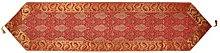 Lalhaveli Indian Silk Table Runner 182 x 40 Cm