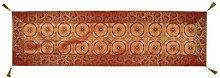 Lalhaveli Indian Silk Table Runner Rectangular