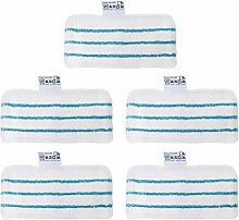 LAMASA 5 Pack Washable Replacement Cleaner Steam
