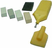 Laminate Floor & Furniture Repair Kit – White,