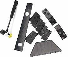 Laminate Wood Flooring Installation Tool Kit with