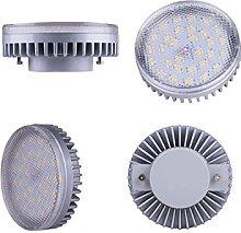 LAMPAOUS LED GX53 Bulb, 8 Watt 640lumens Warm