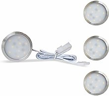 LAMPAOUS LED Under-Unit Lights Cabinet Kitchen