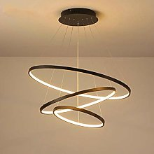 Lampara Colgante Modern LED Chandelier Hanging