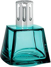 LAMPE BERGER Blue Polygon Lamp