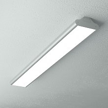 Lampenwelt - 'Lexine' dimmable (modern) in