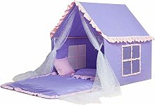LAMPSJN Deluxe Prince or princess Castle House