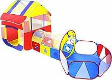 LAMPSJN Kids Play Tent, 4 in 1 Pop Up Tent