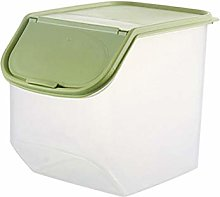 Lamptti Dry Food Container - Large Storage Plastic