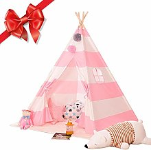 Lamptti Kids Teepee Play Tent (without Floor Mat