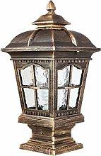 Lampwork Bronze Outdoor lamp Antique Look in