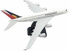 Lan Yu-20cm A380 Alloy Plane Childrens Philippines
