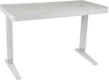Lana Height Adjustable Standing Desk Symple Stuff