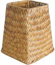 Lanbowo Hand Woven Wicker Basket Seagrass
