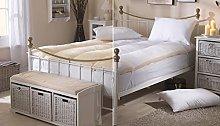Lancashire Bedding Just Like Wool Mattress Topper
