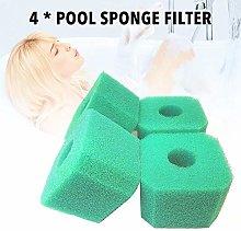 Lancei Swimming Pool Filter Sponge - Washable