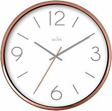 Landon 25cm Wall Clock Acctim