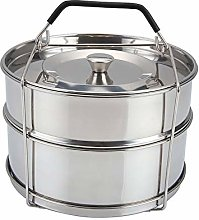Landyta Instant Pot Insert Pans Accessories 2 Tier