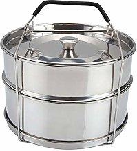 Landyta Instant Pot Insert Pans Accessories 2 Tier