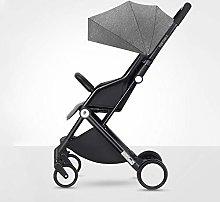LANFENG Pushchair,Lightweight Stroller From Birth