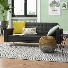 Lanford Sleeper Corner Sofa Bed Metro Lane