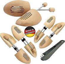 Langlauf Value Pack (36/37 EU) Premium Wooden Shoe
