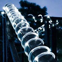 LangRay 12M Solar Light Tape, 100 LED Outdoor