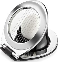LangRay 2 in 1 Egg Cutter - Made of Stainless