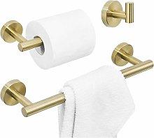 Langray - 3 Piece Bathroom Accessory Set Included