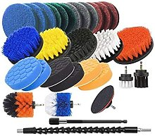 Langray - 31 PIECES SERIES Drill Brush Accessories