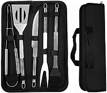 LangRay 5 in 1 Grill Set, BBQ Accessories, Grill