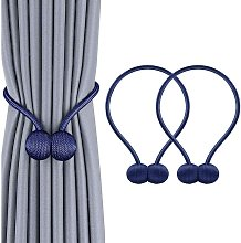 LangRay Curtain Tieback, Magnetic Curtain Tieback