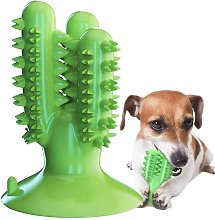 LangRay Dog Toothbrush, Interactive Chew Toy,