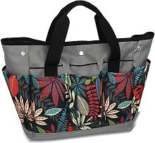 LangRay Garden Tool Storage Bag with 9 Pockets -