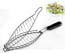LangRay Grill Basket, Stainless Steel BBQ Cooking
