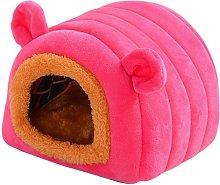 Langray - Guinea Pig Bed, Animal Pet Winter House,