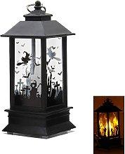 Langray - Halloween Decorative LED Lamp Bulb Flame