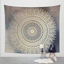 LangRay Indian Mandala Wall Tapestry - Goa