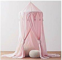 Langray - Kids Canopy Baby Canopy Bed Chiffon Baby