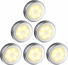 LangRay LED Closet / Cabinet Light, 6pcs