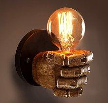 LangRay Mood lighting E27 - Retro style Linke Hand