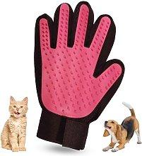 LangRay NA Pet Grooming Glove - Cat & Dog Hair