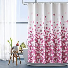 Langray - Shower Curtains Waterproof Soft Shower