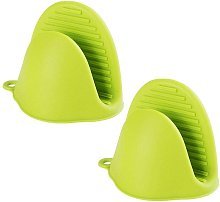 Langray - Silicone Pot Holder Plates Mini Mitt