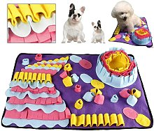 LangRay Snuffle Mat for dogs, Dog Pet Snuffle