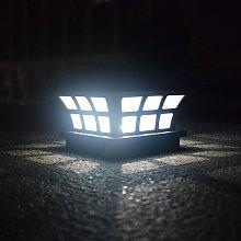 Langray - Solar Post Cap Lights, Outdoor LED Deck