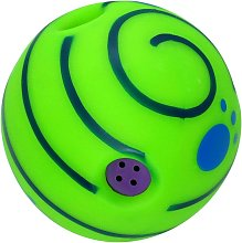 LangRay Squeaky Wobble Ball with Funny Laugh