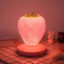 Langray - Strawberry Night Light, Cute Silicone 3